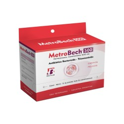 METROBECH 500 MG X 40 COMP