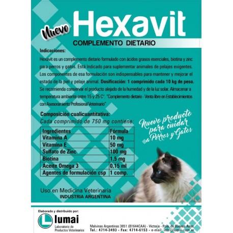HEXAVIT X 60 COMP.