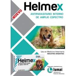 HELMEX CAJA X 4 COMPRIMIDOS