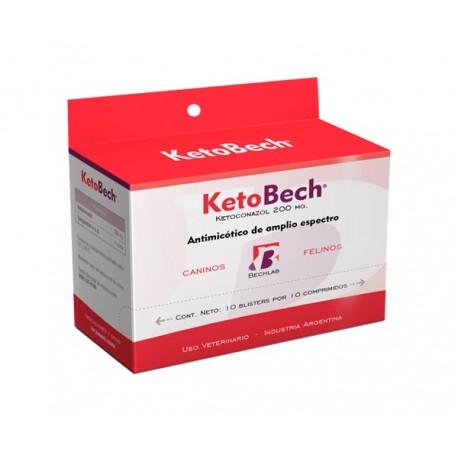 KETOBECH 200 MG X 100 COMP.