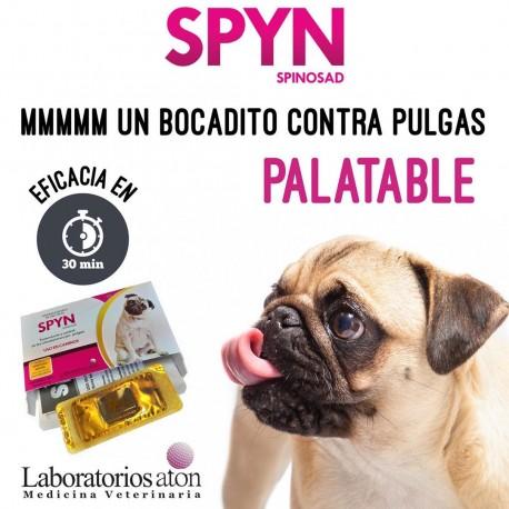 SPYN 500 MG 6-12 KG TAB.