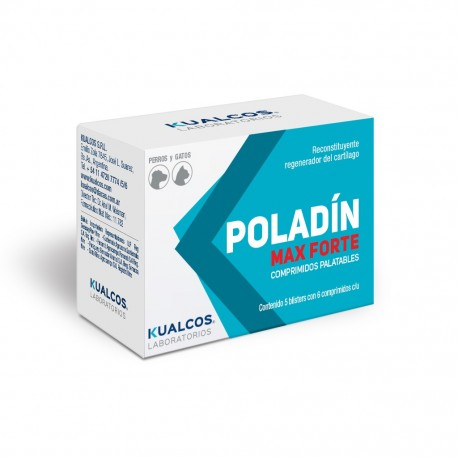 POLADIN MAX FORTE PALAT X 30 COMP