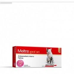 MELTRA FELINO SPOT ON   HASTA 4 KG