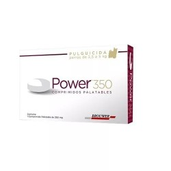 POWER  350 COMPRIMIDO  2,5-5  KG