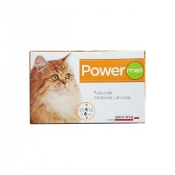 POWER MET GATOS 4-8 KGS