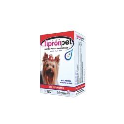 FIPRONPET PERROS 0-10 KG.