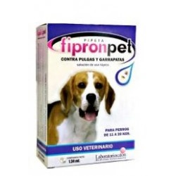 FIPRONPET PERROS 11-20