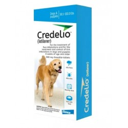 CREDELIO 900 MG 22-45 KG.