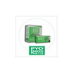 PYO DERM PLUS  125 X 180 COMP.