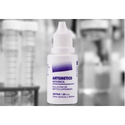 ANTIEMETICO GOTERO X 20 ML