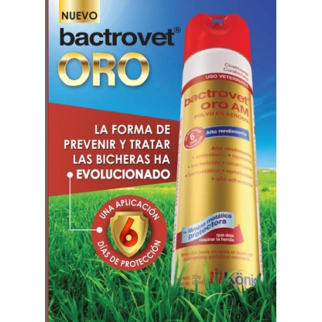 BACTROVET ORO X 260G/440ML