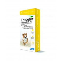 CREDELIO 56.5 MG 1.3-2.5 KG x 3 COMP