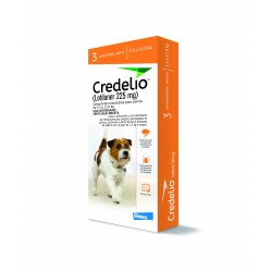 CREDELIO 225 MG 5.5-11 KG X 3 COMP.