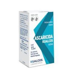 ASCARICIDA KUALCOS GOT.X 15 ML