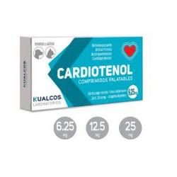 CARDIOTENOL 12,5 MG X 20 COMPRIMIDOS