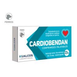 CARDIOBENDAN  2.5 X  20 COMP