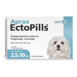 APRAX ECTOPILLS  2.5-10 KG X 1 COMP