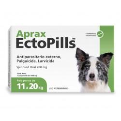 APRAX ECTOPILLS 11-20 KG X 1 COMP