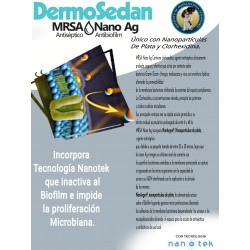 DERMO MRSA NANO  X 200 ML(C/BOM SPRAY)
