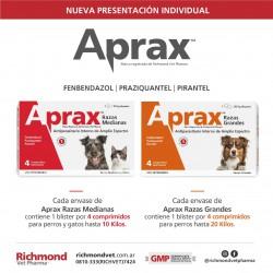 APRAX X 4 COMP RAZAS MEDIANAS
