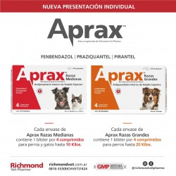 APRAX X 4 COMP RAZAS GRANDES