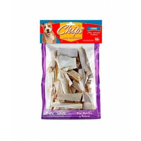 CHIPS SNACKS DESHIDRATADO X 100 GR